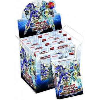 Yu-Gi-Oh! TCG Synchron Extreme Structure Deck Display