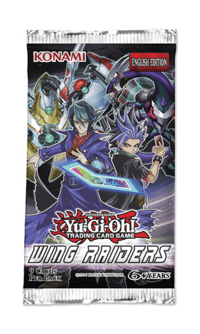 Yu-Gi-Oh! TCG Wing Raiders Booster Pack