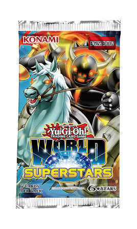 Yu-Gi-Oh! TCG World Superstars Booster Pack