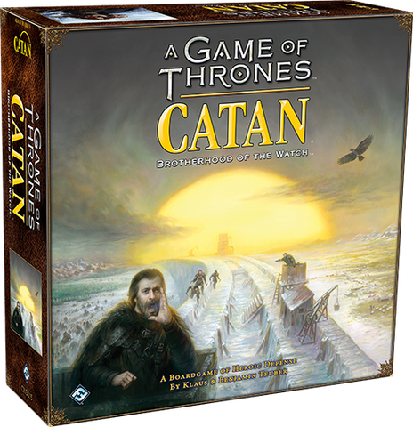 A Game of Thrones - Catan: Brotherhood of the Watch