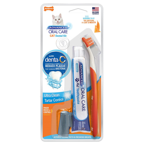 Nylabone Dental Kit for Cat