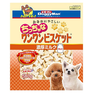 Doggyman mini biscuit with rich milk (180g)