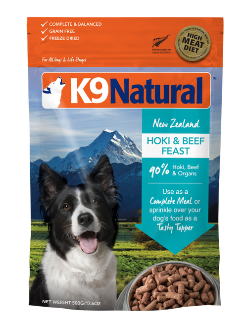 Dog Freeze Dried / Air Dried Complete Food
