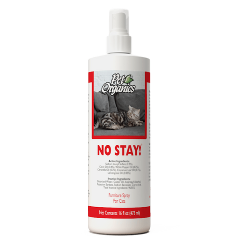 Pet Organics No Stay!™ for Cats