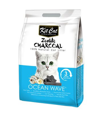 Kit Cat Zeolite Charcoal Cat Litter