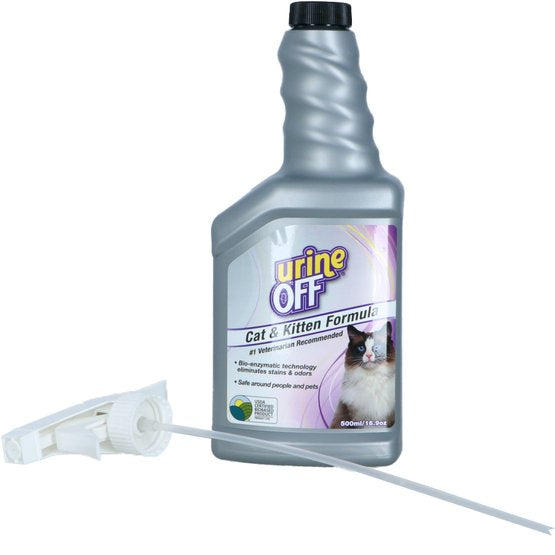 Urine Off Cat & Kitten Bottle