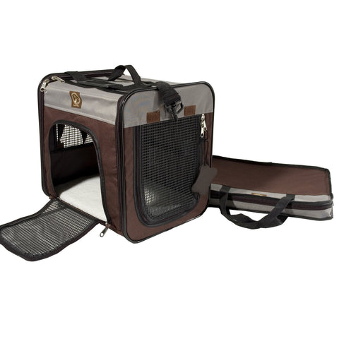 One For Pets Folding Carrier
