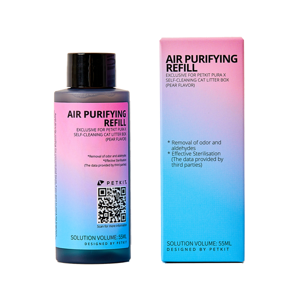 Pura X - Concentrated Air Purifying Refill (4 bottles)