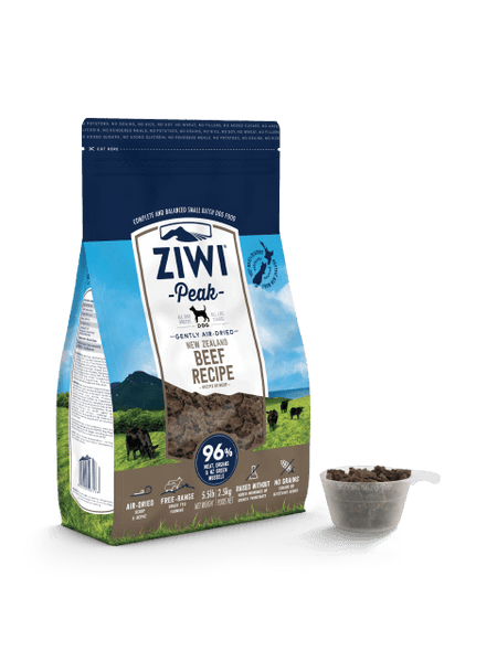 Ziwi Peak Air Dried Dog Food 454g