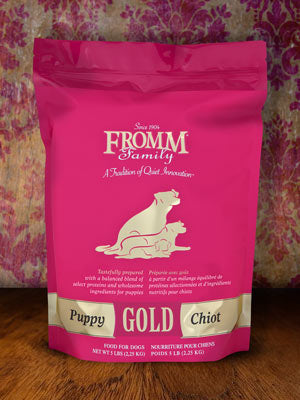 Fromm Puppy Gold Food