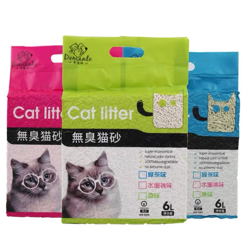 Domante Tofu Cat Litter