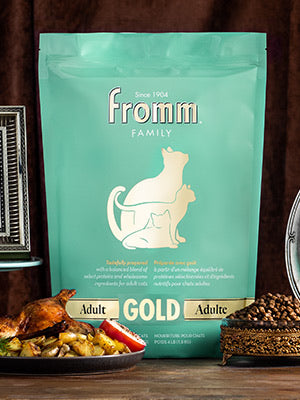 Fromm Gold Adult Cat Dry Food
