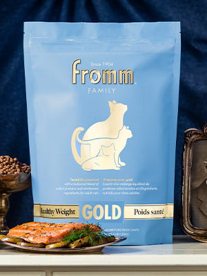 Fromm Gold Healthy Weight Cat Dry Food