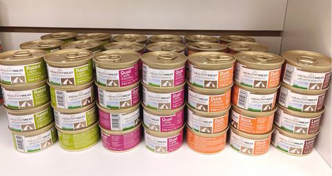 V.B.B Single Protein Canned Food for Cats and Dogs 85g *Buy 11 get 1 free!