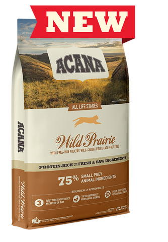 Acana Wild Prairie Cat Dry Food