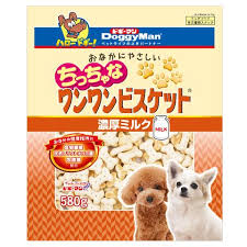 Doggyman mini Biscuit with Milk (580g)