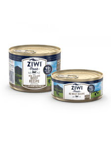 Ziwi Peak Wet Canned Food for Cats 85g/ 185g(4 flavor options)