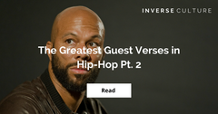 The Greatest Guest Verses in Hip-Hop - 2