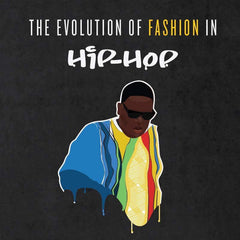 The Evolution of Fashion in Hip-Hop: Part 1 [1973 - 1989]