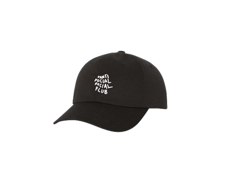 Fanti Focial Cap in Black