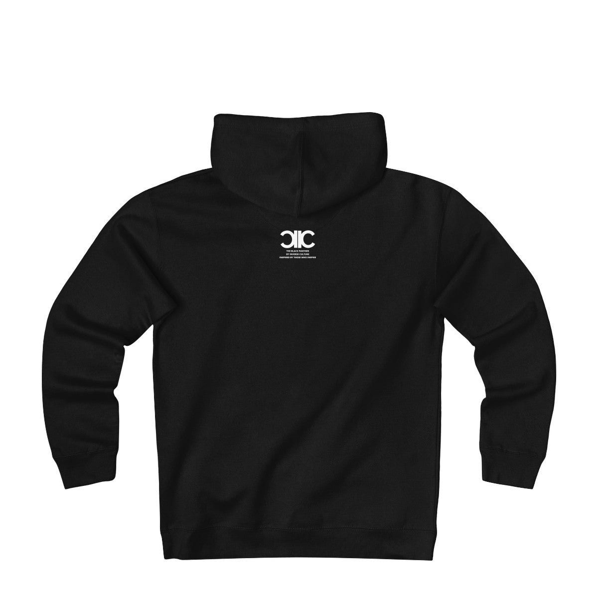 The Black Panther Heavy Hoodie