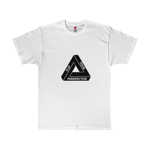 The Flip Your Perspective Triferg Large T-Shirt