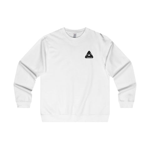 The Flip Your Perspective Triferg Logo Crewneck Sweatshirt