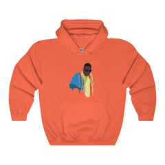 The Biggie Smalls Color Drip Hooded Sweatshirt