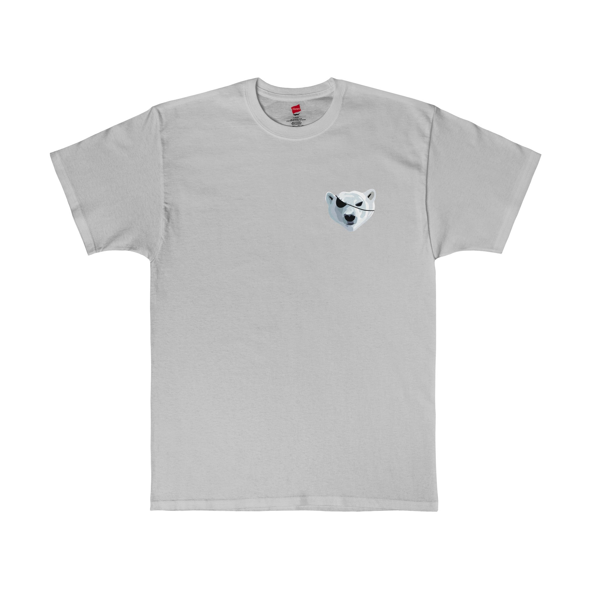 The Pillaging Polar Bear Tagless T-Shirt