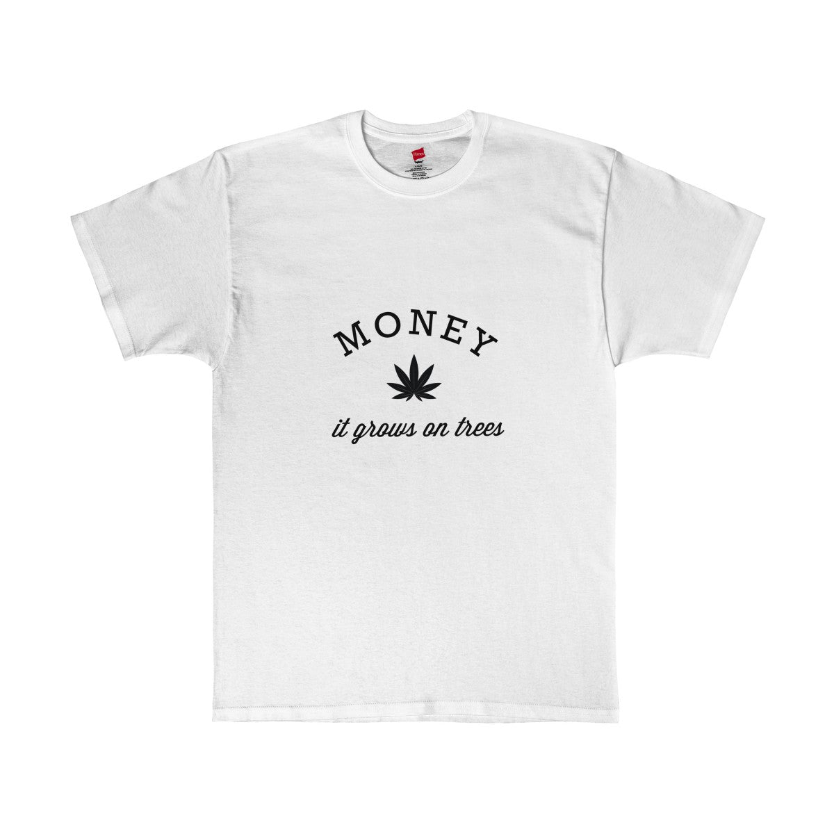The Money Grows On Trees Ganja T-Shirt