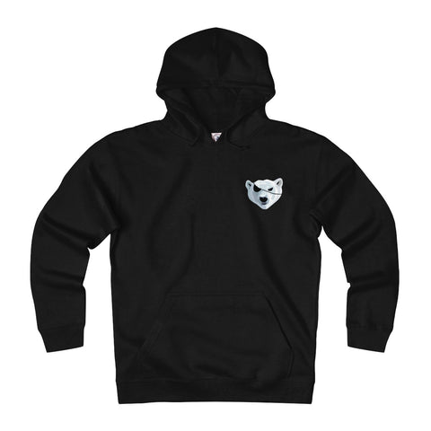 The Pillaging Polar Bear Heavyweight Fleece Hoodie