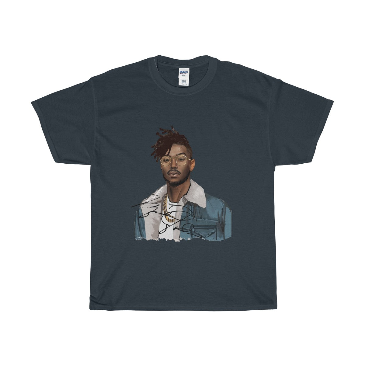 The Erik Killmonger Heavy Cotton T-Shirt