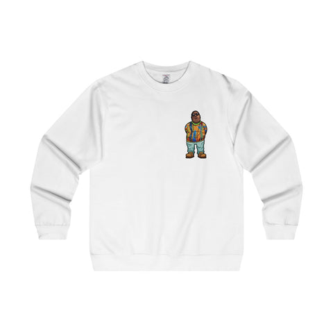 The Notorious B.I.G. Logo Crewneck Sweatshirt