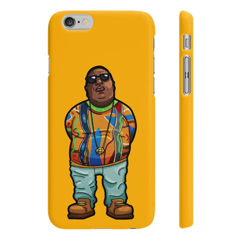 The Notorious B.I.G. Slim Phone Cases for iPhone/Samsung