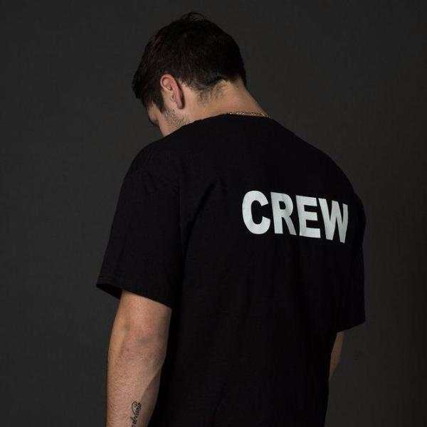 World Tour Back Stage Crew Tee