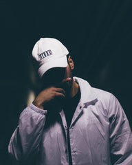VIBES Cap in White