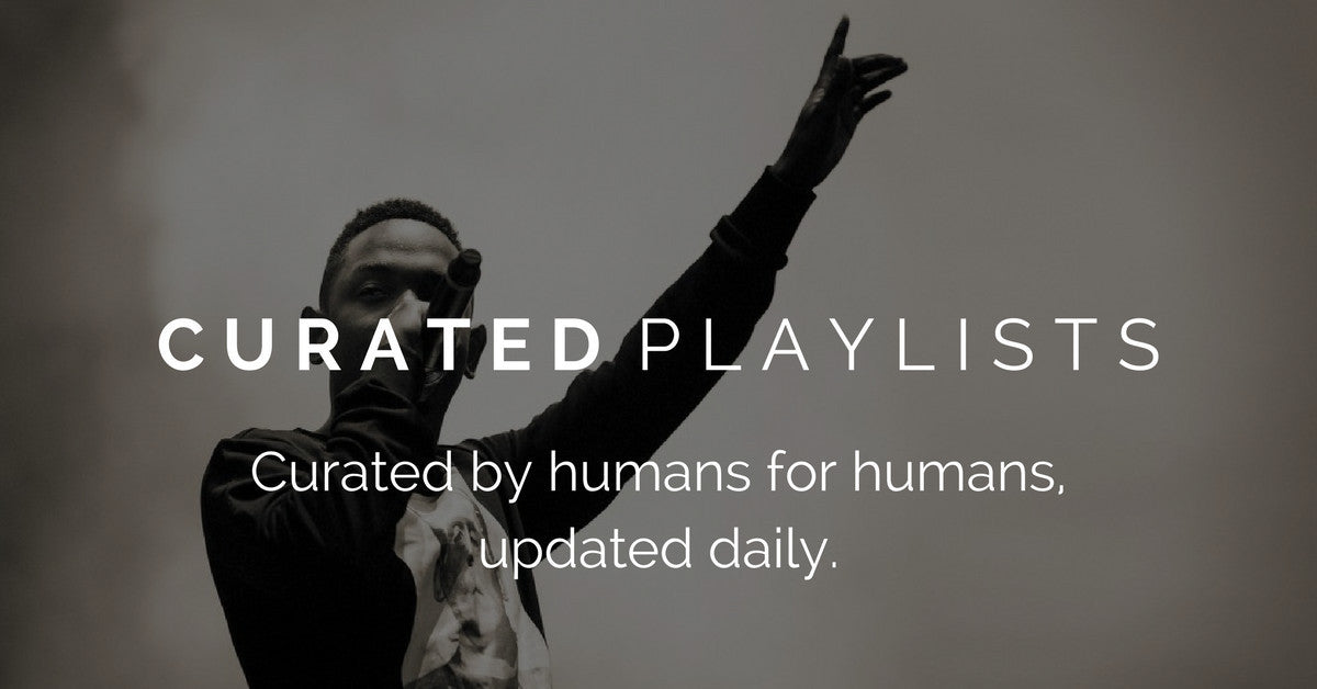 Curated Playlists Inverse Culture