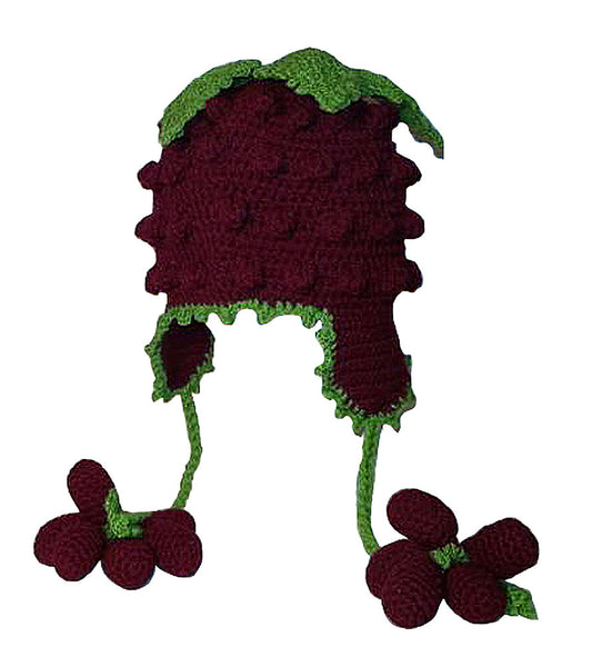 Grape Earflap