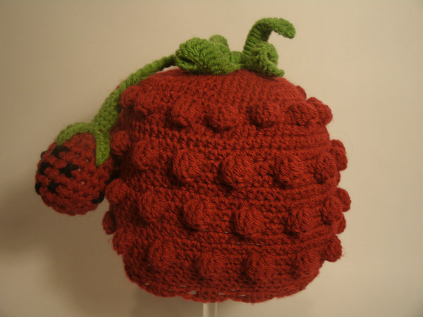 Strawberry Beanie