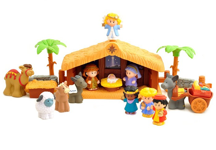 Little People: The Christmas Story (Nativity)