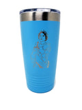 St. Joan of Arc Tumbler - ABCatholic