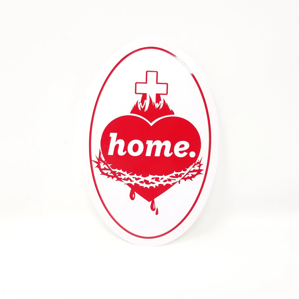His Heart is our Home