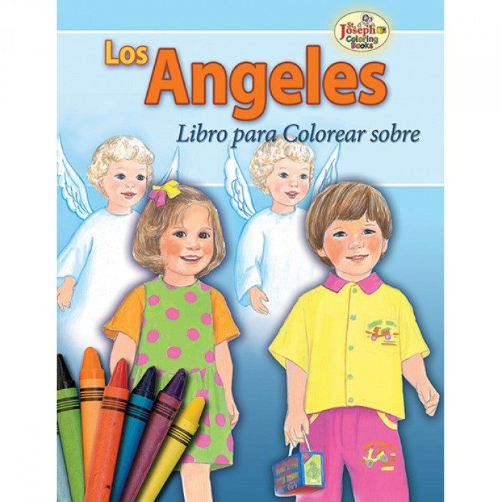 Los Angeles (Libro para Colorear sobre)
