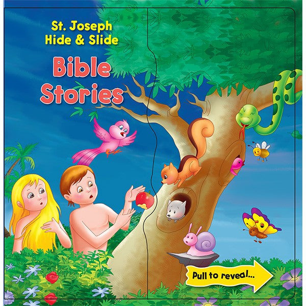 Bible Stories Hide & Slide - ABCatholic