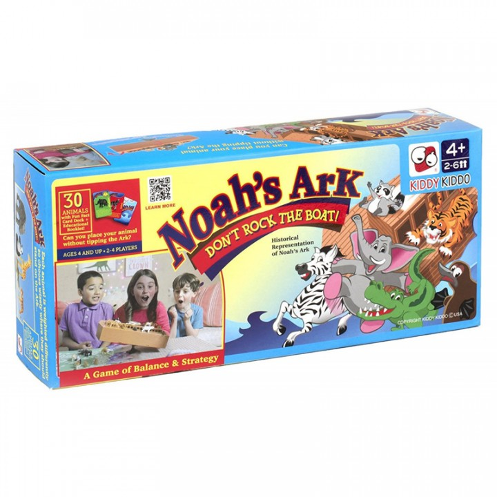 Noah's Ark Don't Rock The Boat - ABCatholic