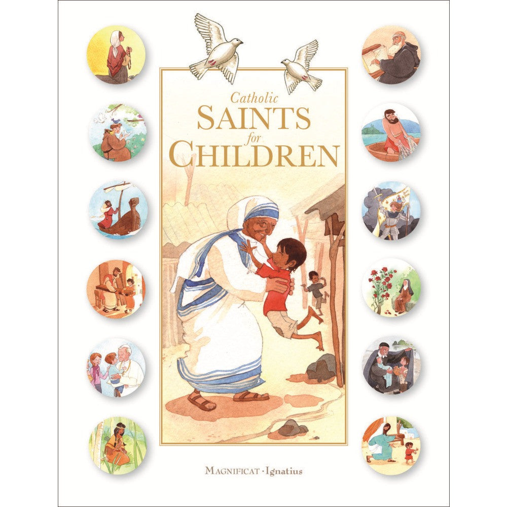 Catholic Saints for Children - ABCatholic