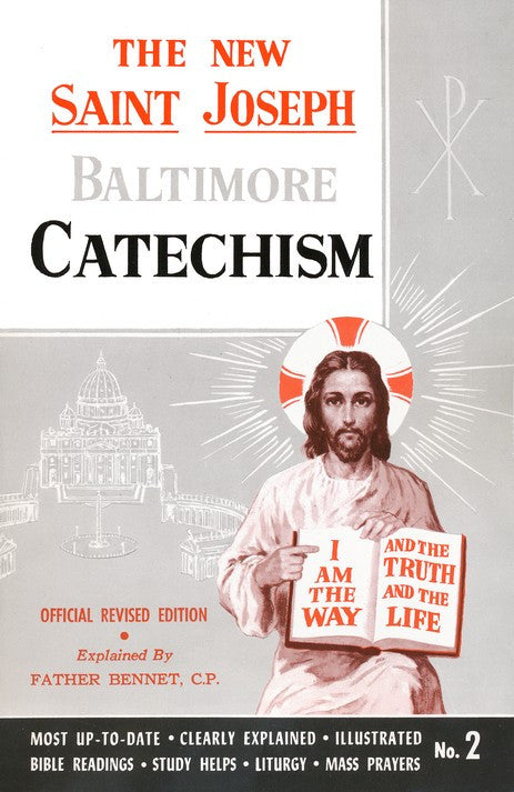 New Saint Joseph Baltimore Catechism