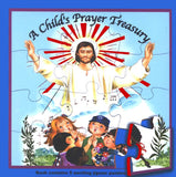A Child's Prayer Treasury (Puzzle Book) - ABCatholic