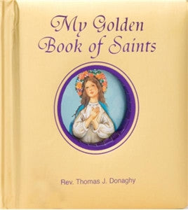My Golden Book of Saints - ABCatholic