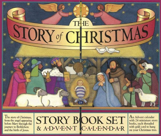 The Story of Christmas (Story Book Set & Advent Calendar)